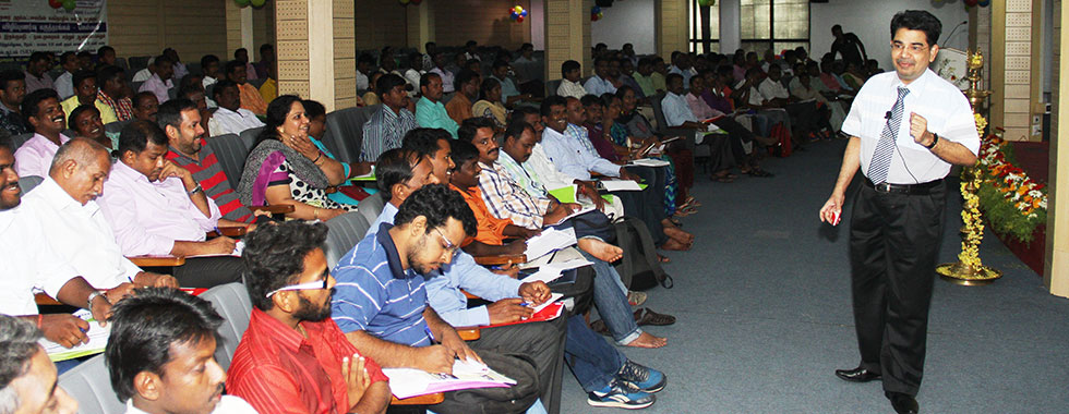SUYATHOZHIL AWARENESS SEMINAR - CHENNAI