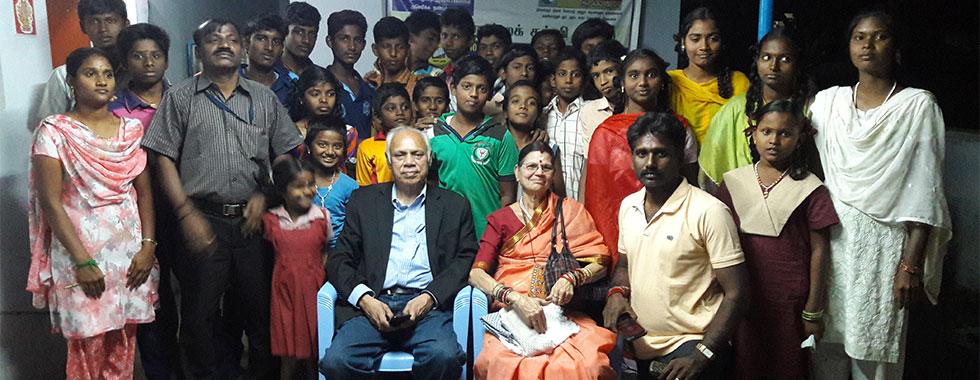 Thandavarayapuram Special Center -Mr.SUBI Visit on 16.2.2017