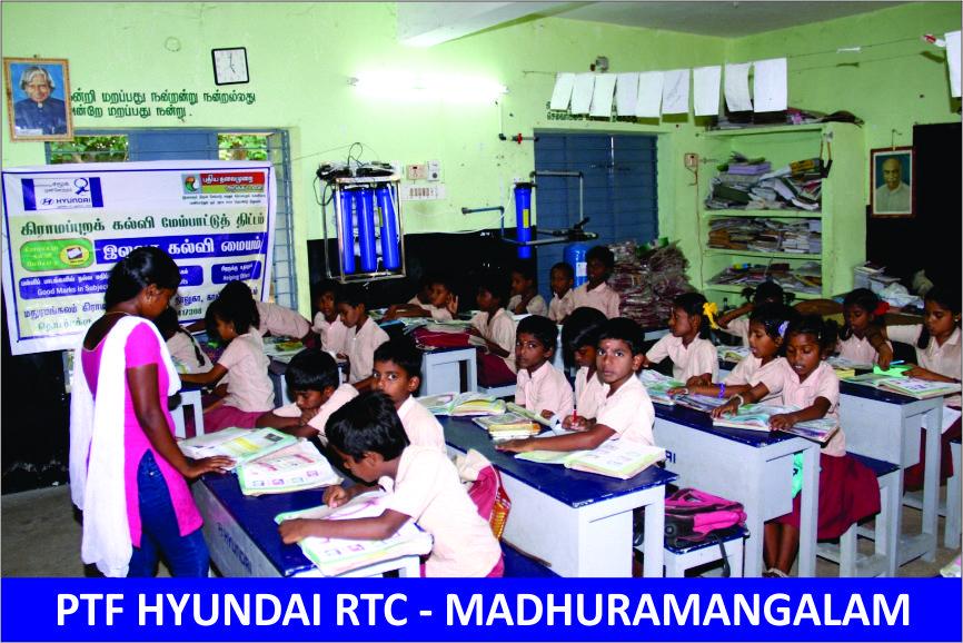 Madhuramangalam RTC Photos