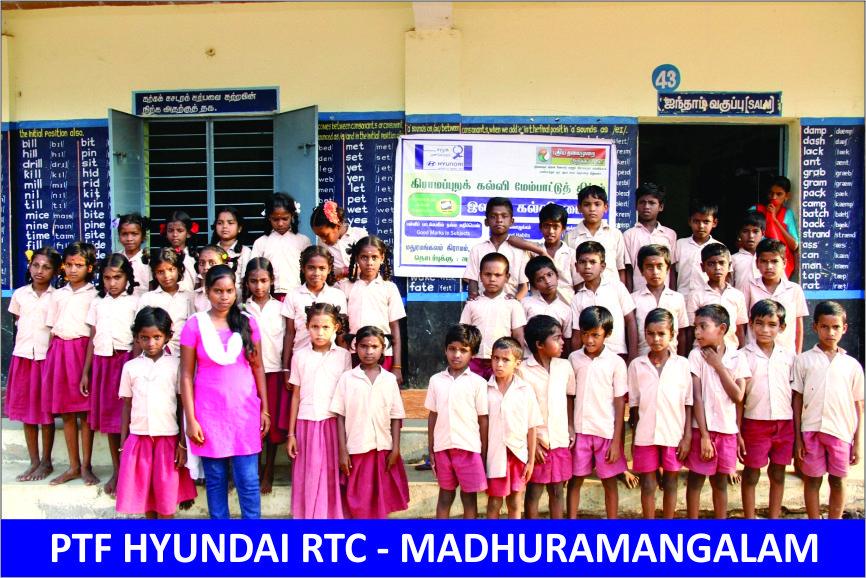 Madhuramangalam RTC Photos 2