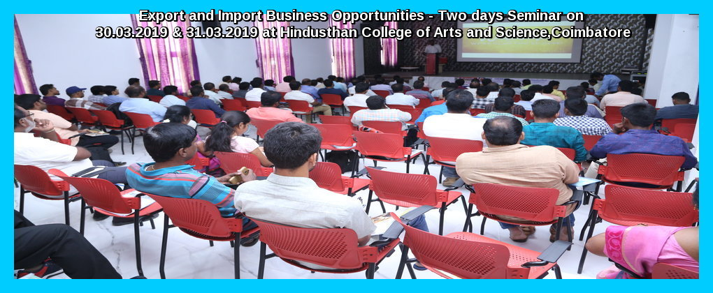EXPORT & IMPORT BUSINESS OPPORTUNITIES