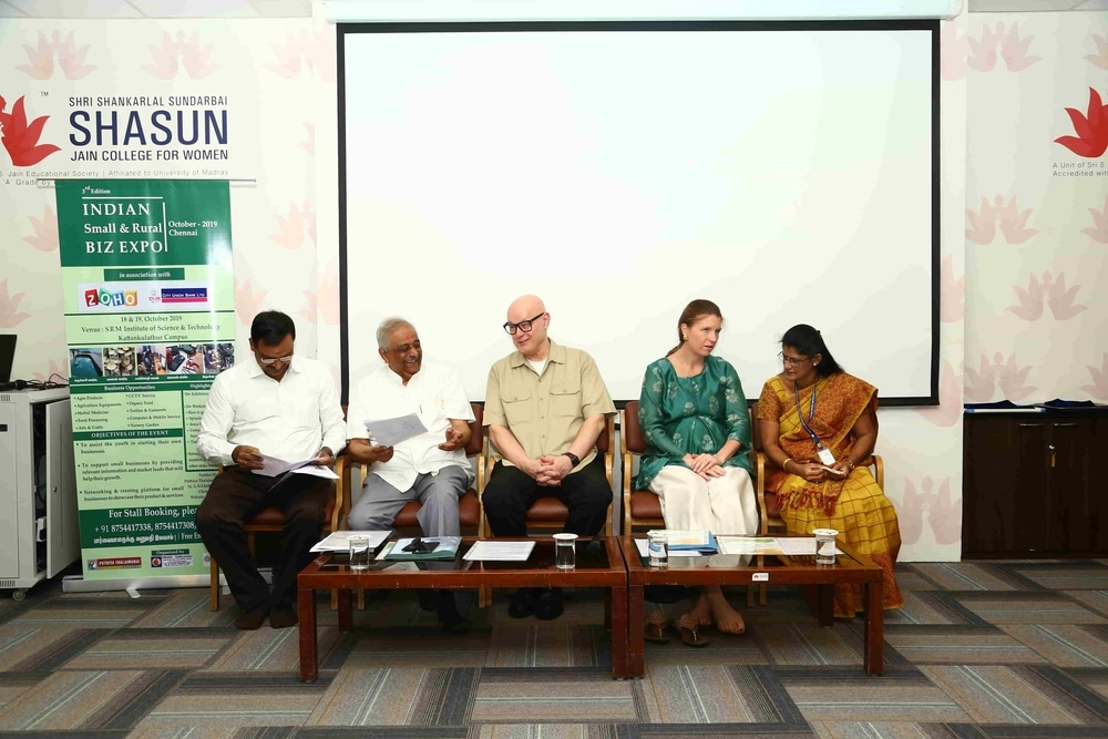 A Workshop on Countering Disinformation (3)