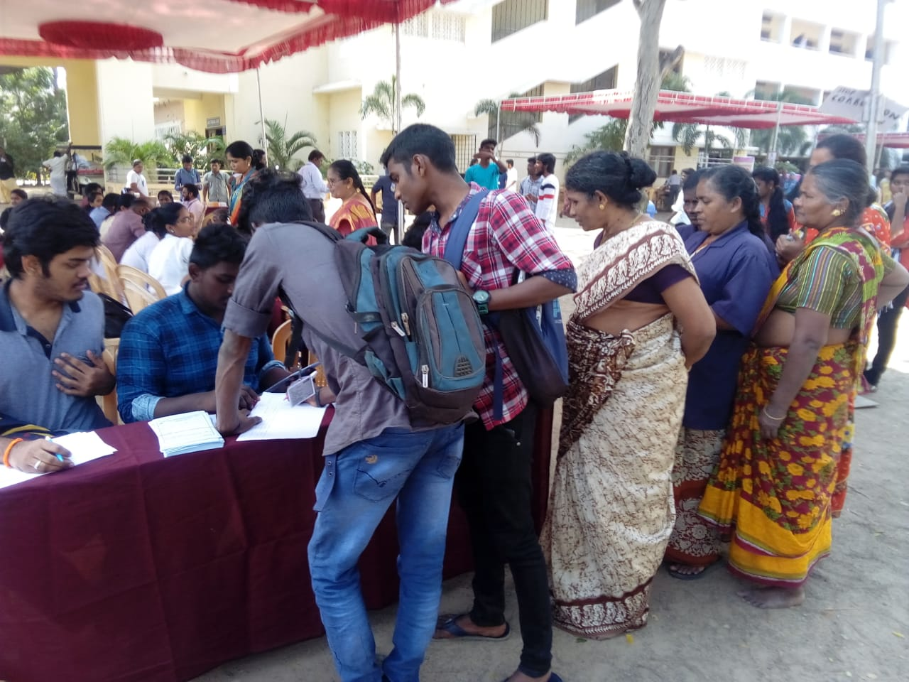General Medical Camp in Chennai January 2019 (2)