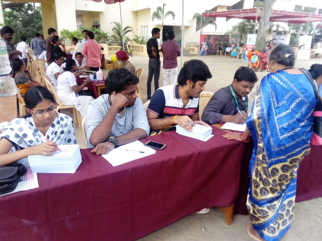 General Medical Camp in Chennai January 2019 (3)