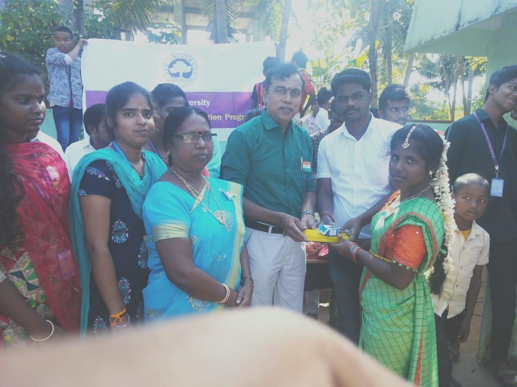 Motivation Programme for Village Children