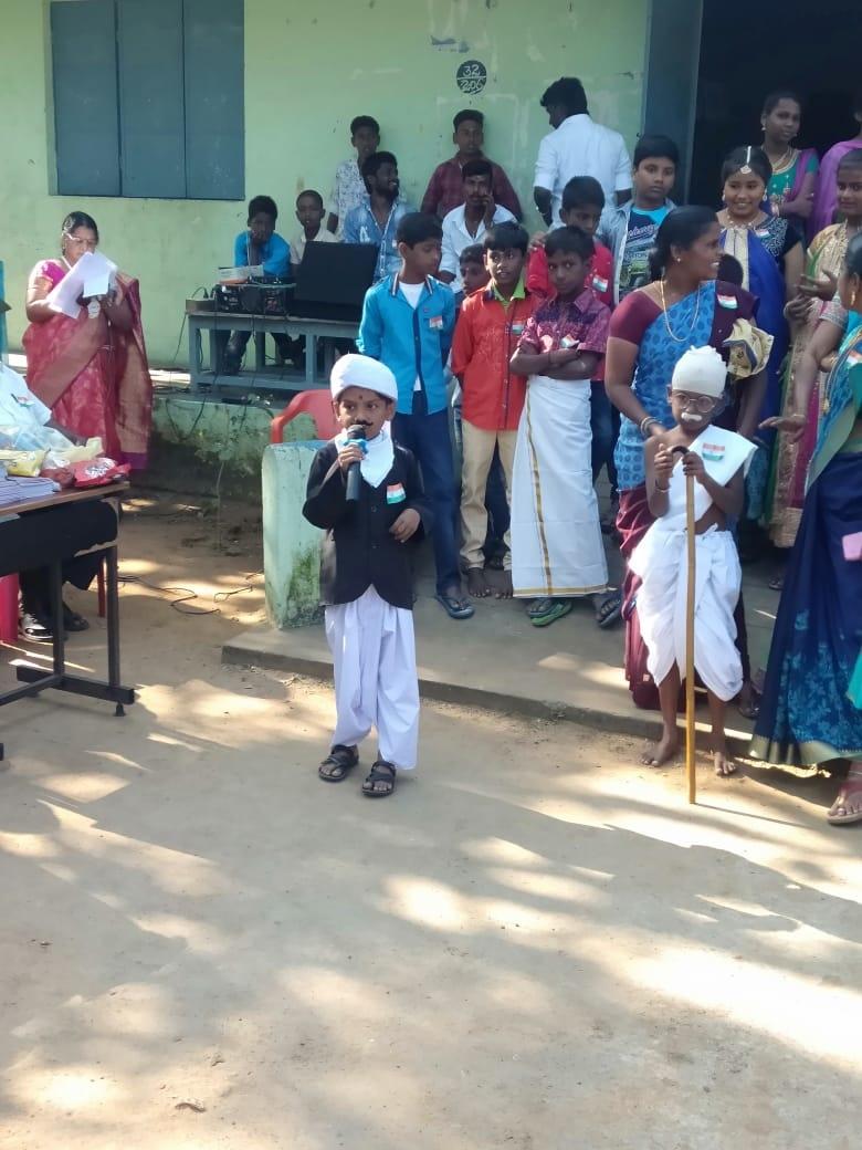 Motivation Programme for Village Children in Chengalpattu