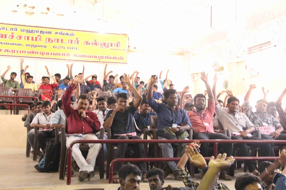 Seminar On Skills Required For Fresh Graduates In Today Market (16)