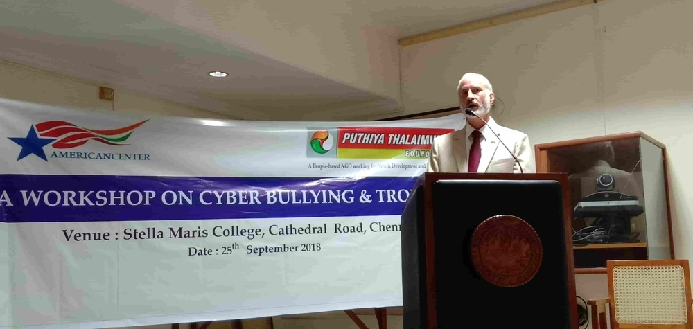 Workshop on Countering Cyber Bullying(Chennai – 25.09 (12)
