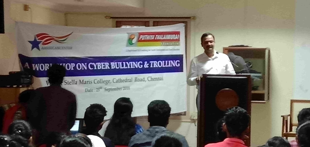 Workshop on Countering Cyber Bullying(Chennai – 25.09 (3)
