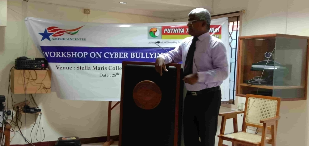 Workshop on Countering Cyber Bullying(Chennai – 25.09 (8)