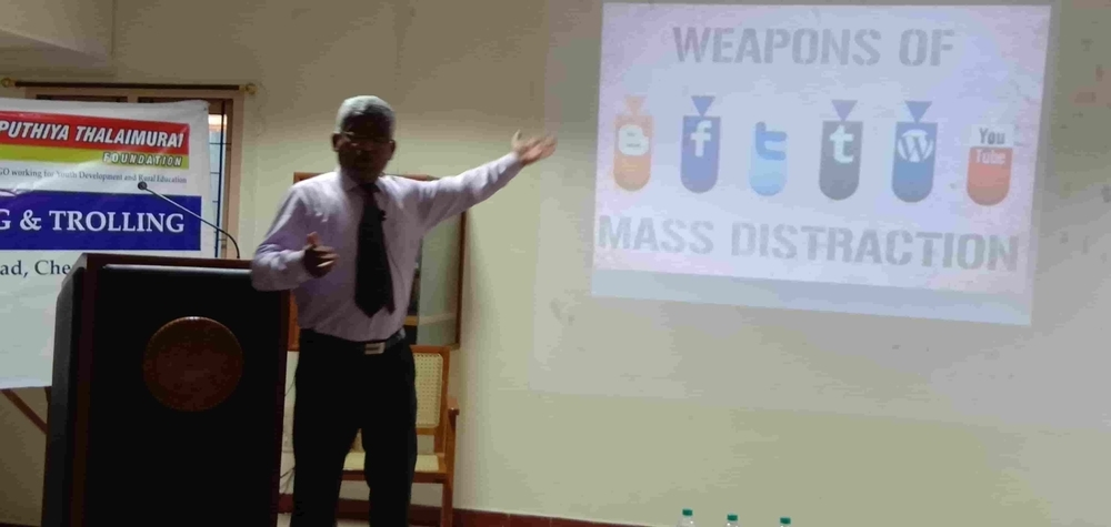 Workshop on Countering Cyber Bullying(Chennai – 25.09 (9)