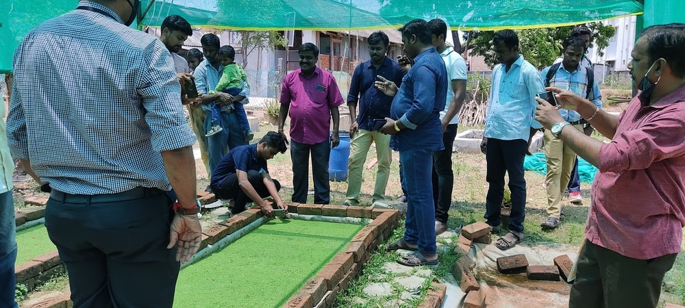Training Camp on Spirulina Cultivation (11)
