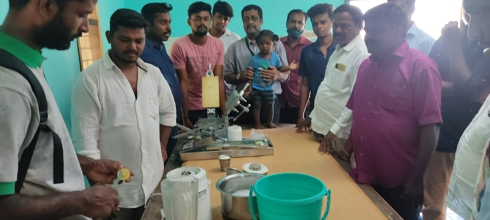 Training Camp on Spirulina Cultivation (13)