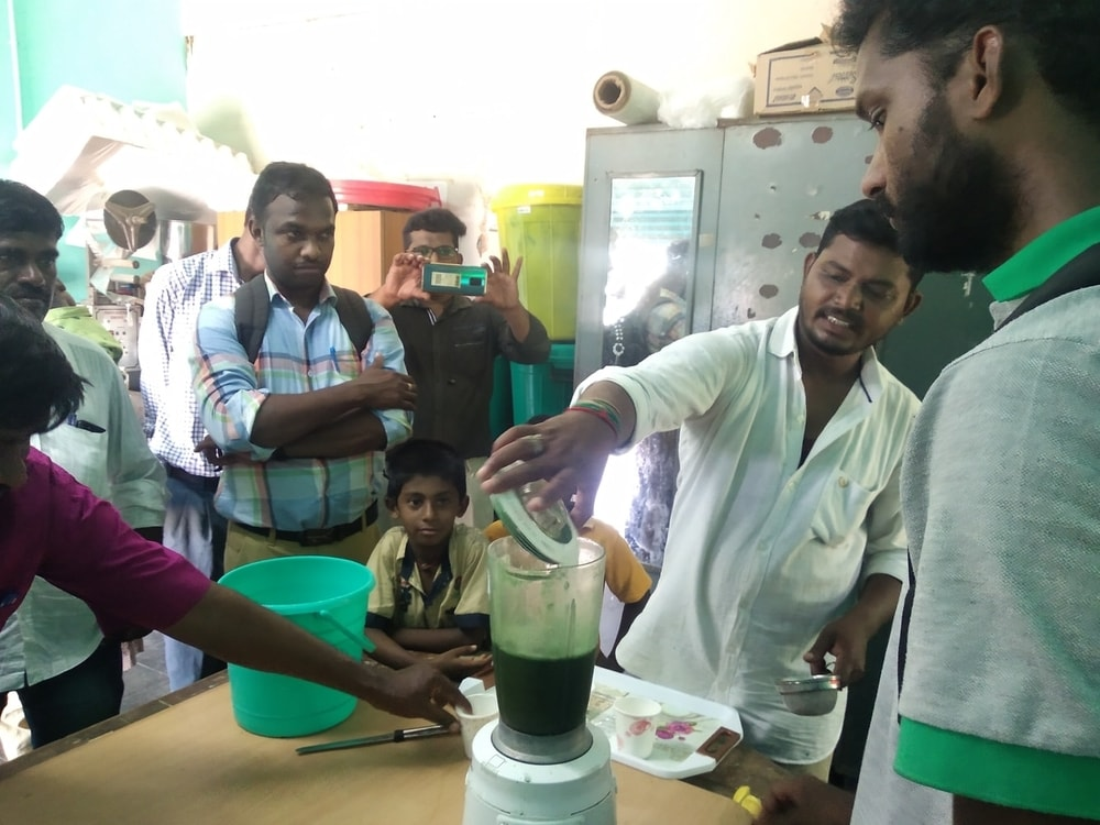 Training Camp on Spirulina Cultivation (14)