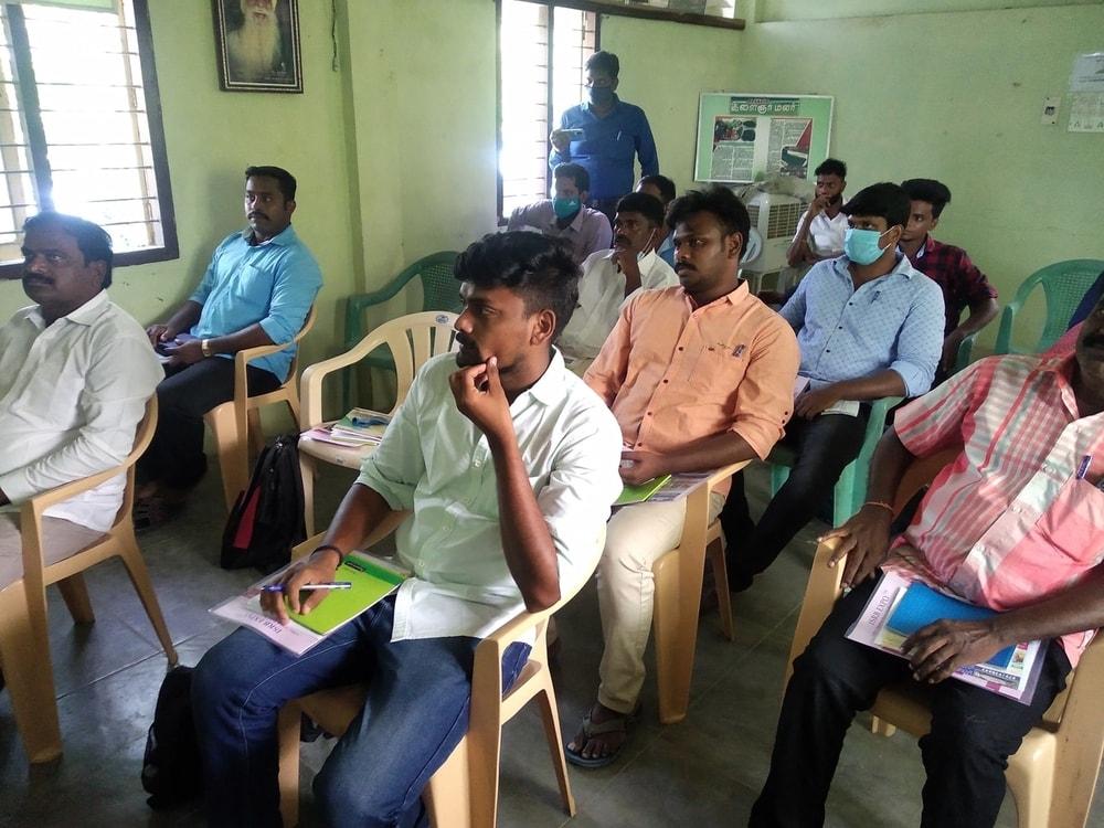 Training Camp on Spirulina Cultivation (2)