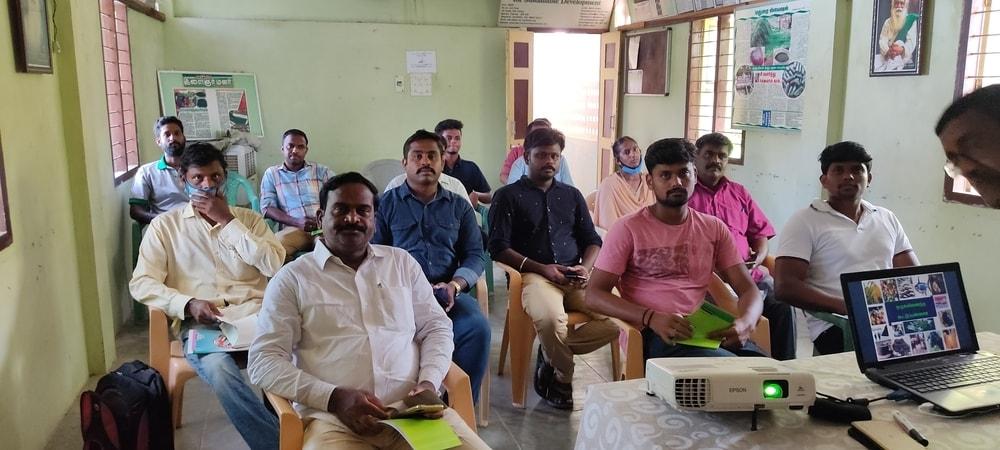 Training Camp on Spirulina Cultivation (6)