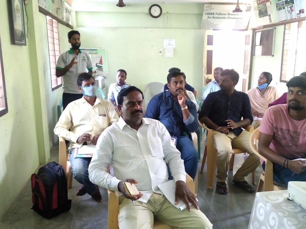 Training Camp on Spirulina Cultivation (7)