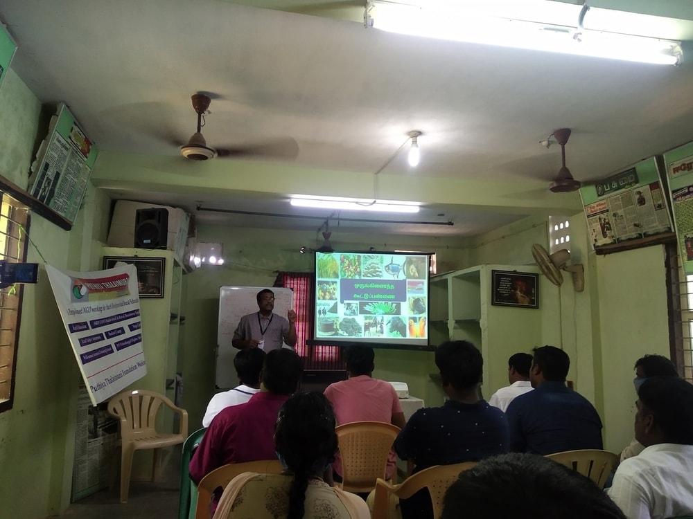 Training Camp on Spirulina Cultivation (9)