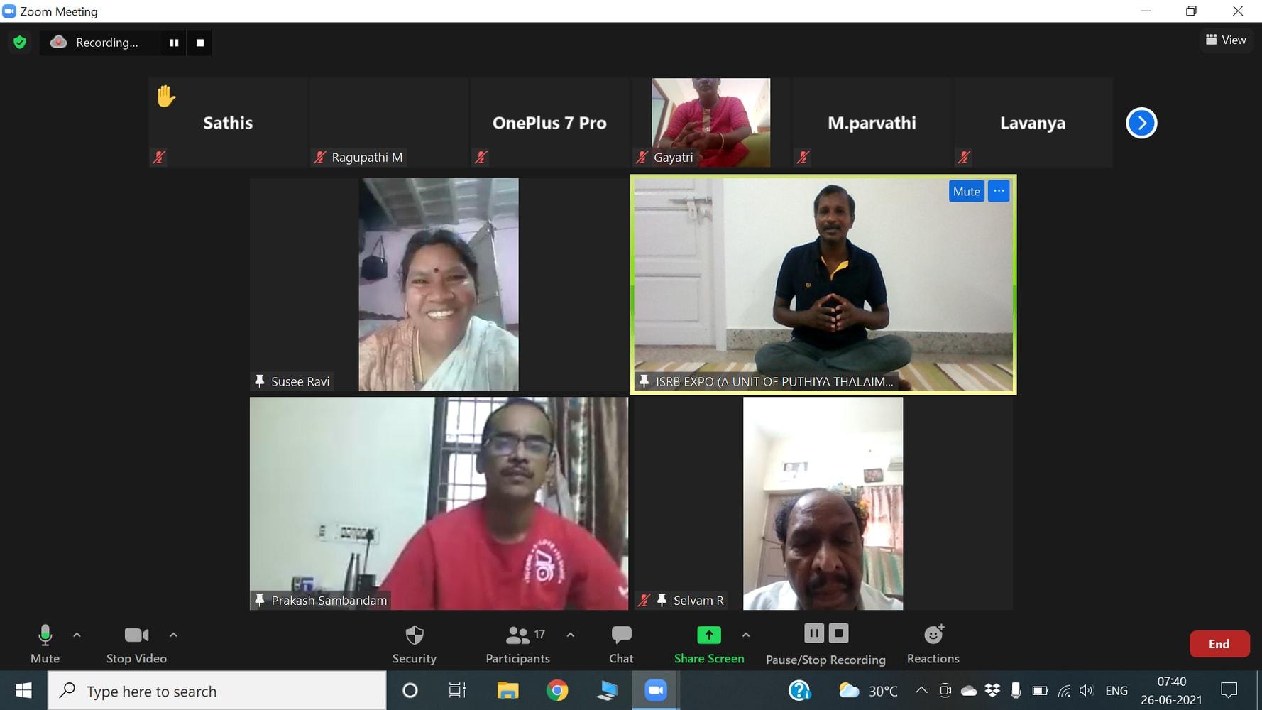 Webinar on Yoga Online Training Camp ( June 23-26,2021) (16)
